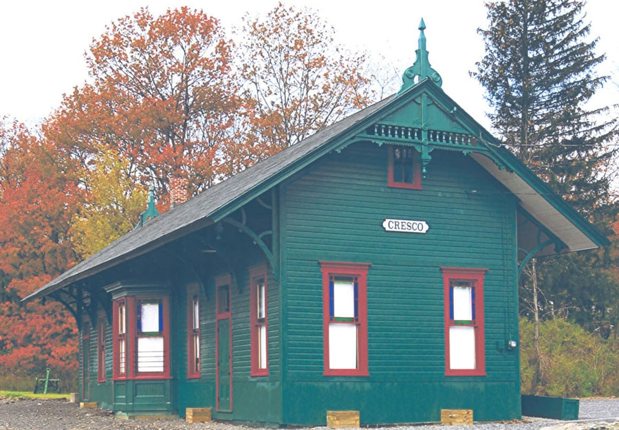 2007 | Cresco Railroad Station (1880)