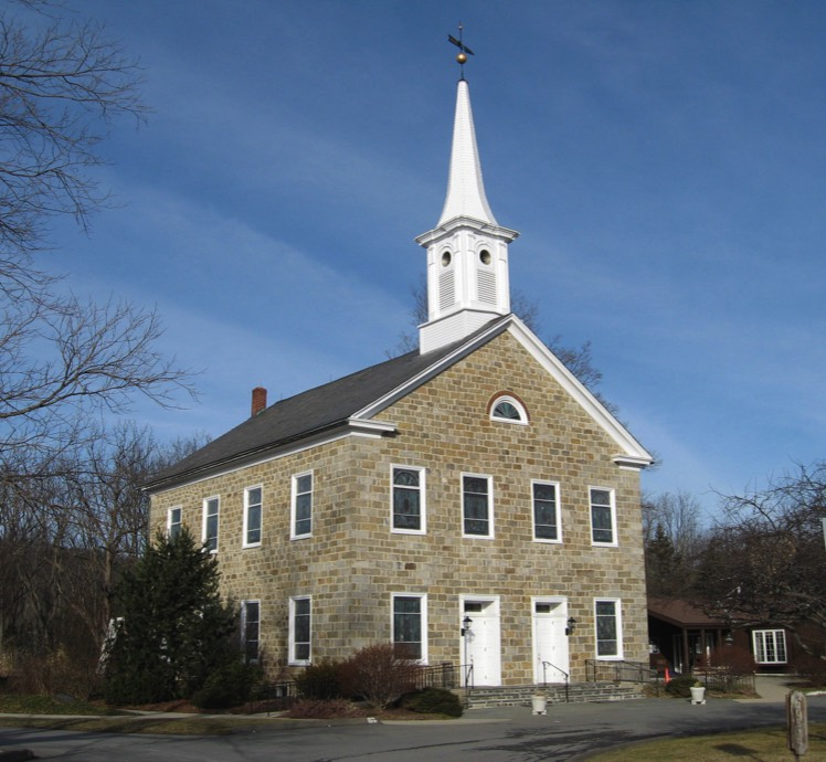 2010 | Christ Hamilton Church, Hamilton Twp (1829)