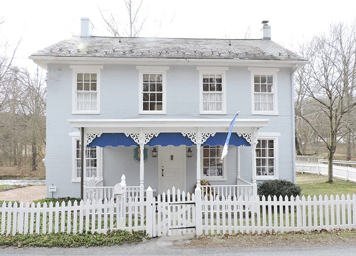 2016 | Whitman House, Hamilton Township (c.1840)