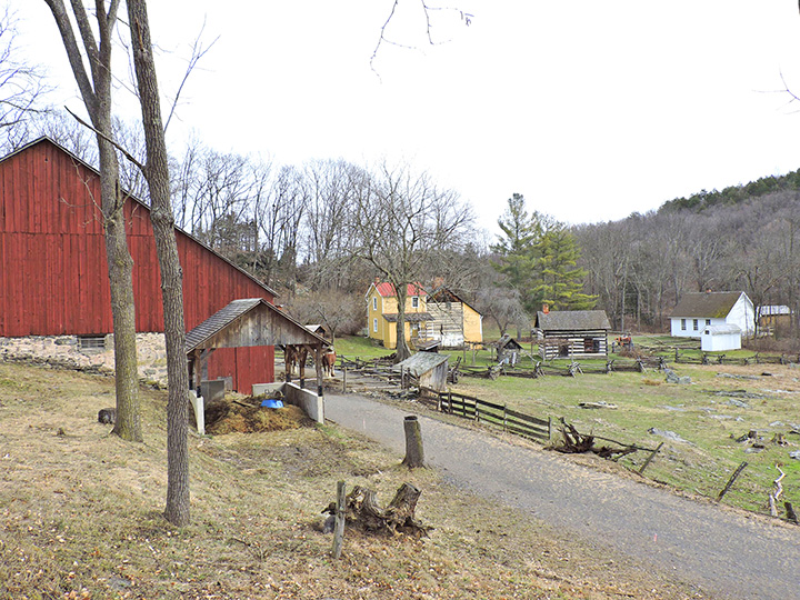 2016 | Quiet Valley Living Historical Farm, Hamilton Township