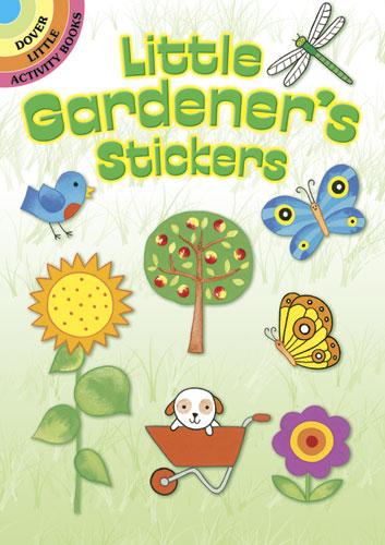 Little Gardener's Stickers