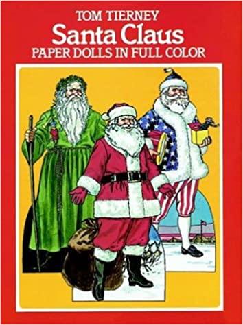 Santa Claus Paper Dolls