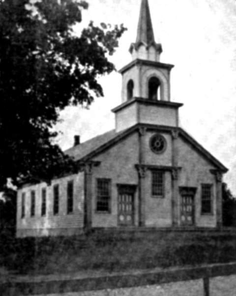 Zion United Church was built in the Gravel Hill section of Brodheadsville in 1862.